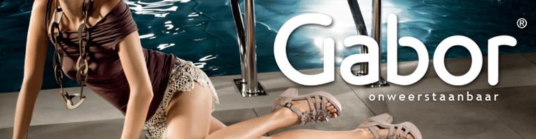 Stoere Gabor sandalen met korting kopen