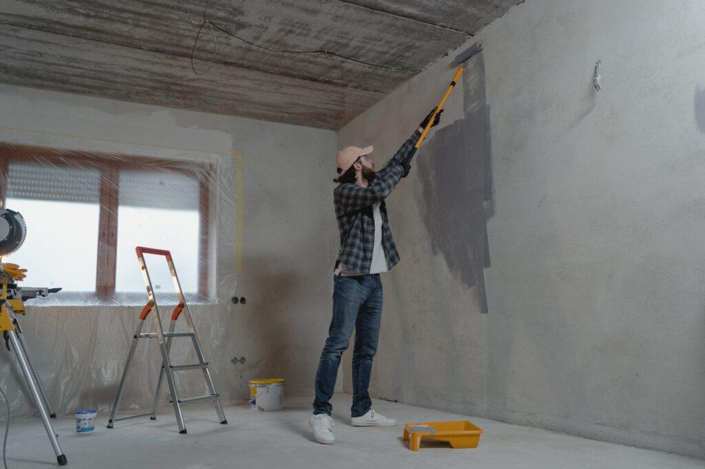 bouwtekening uitbouw